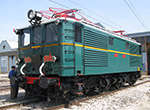 Locomotora Renfe 281