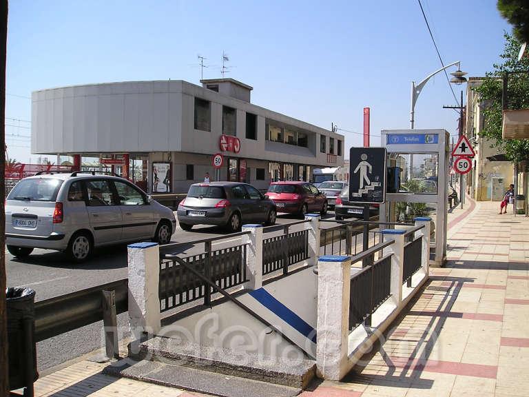 Renfe / ADIF - El Masnou - Setembre 2005