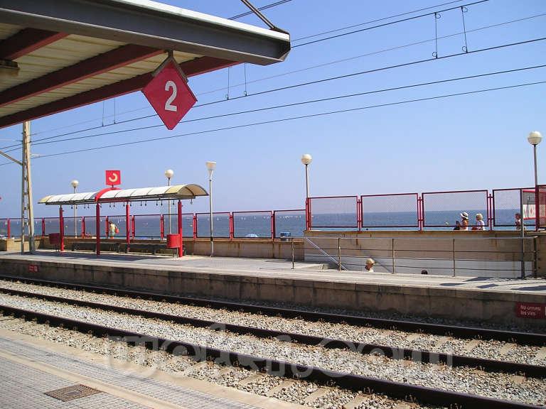 Renfe / ADIF - Vilassar de Mar - Setembre 2005
