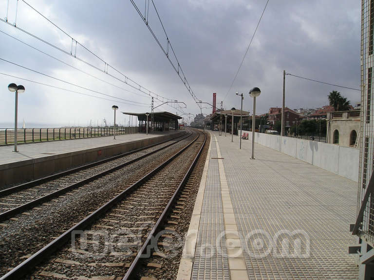 Renfe / ADIF - Cabrera de Mar / Vilassar de Mar - Octubre 2005