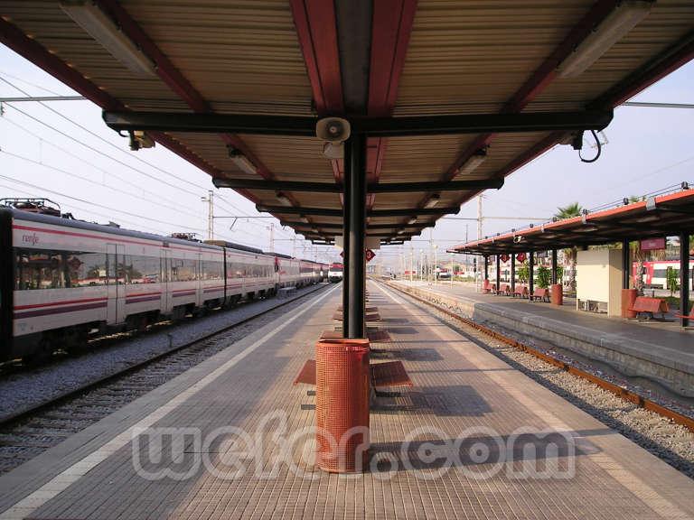 Renfe / ADIF: Mataró - Setembre 2005