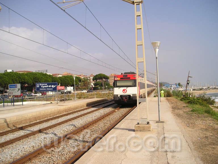 Renfe / ADIF: Sant Andreu de Llavaneres 2005