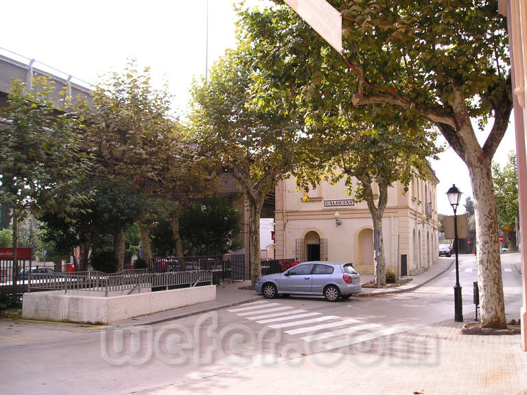 Renfe / ADIF: Caldes d'Estrac 2005