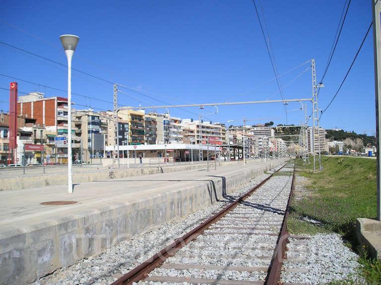 Renfe / ADIF: Arenys de Mar 2006