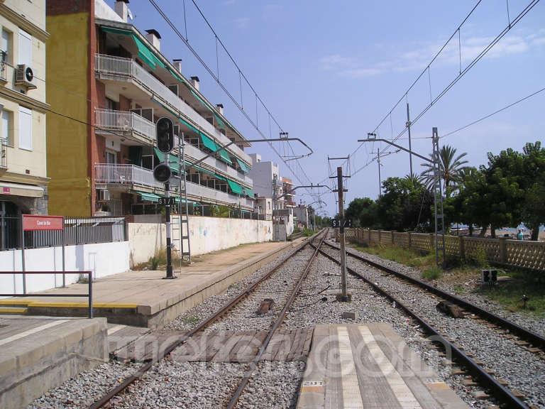 Renfe / ADIF: Canet de Mar 2006