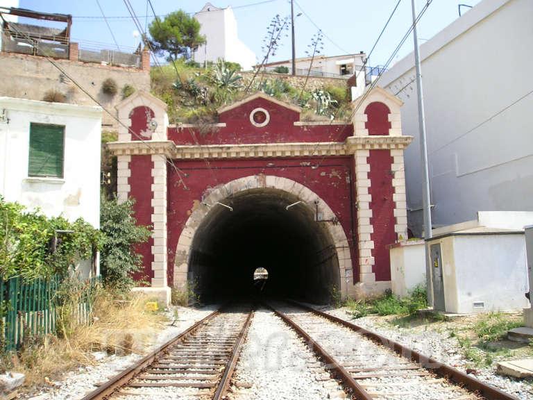 Renfe / ADIF: Sant Pol de Mar 2006