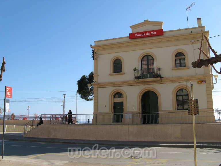 Renfe / ADIF - Pineda de Mar - 2008