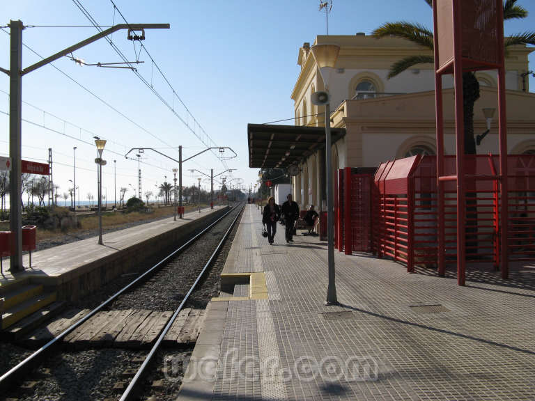 Renfe / ADIF - Malgrat de Mar - 2008