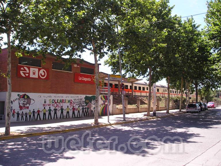 Renfe / ADIF: La Llagosta - 2005