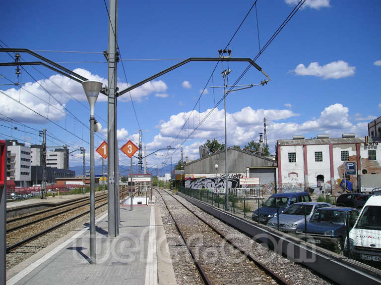 Renfe / ADIF: Mollet-Sant Fost - 2005