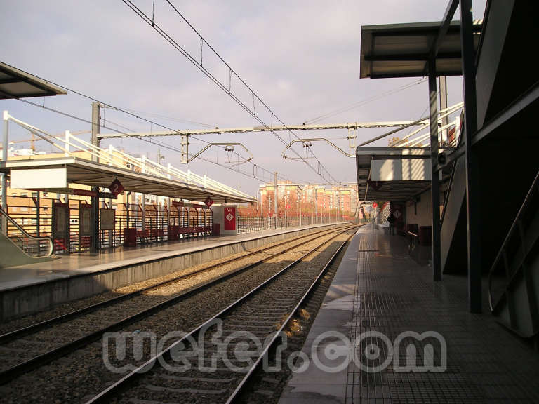 Renfe / ADIF: Les Franqueses-Granollers Nord - 2005