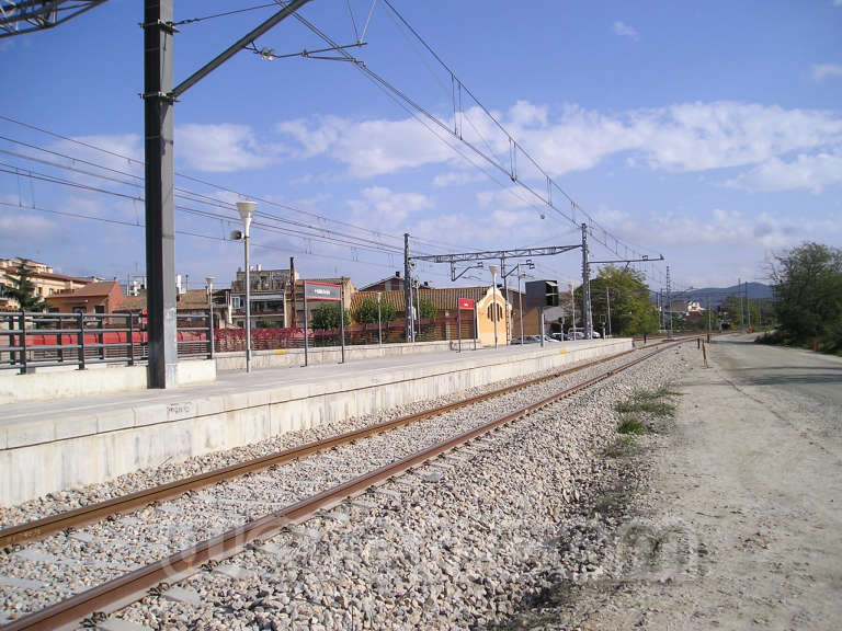 Renfe / ADIF: Cardedeu - 2005