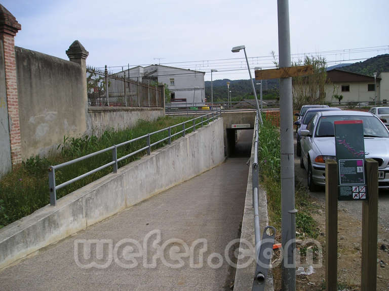 Renfe / ADIF: Gualba - 2006