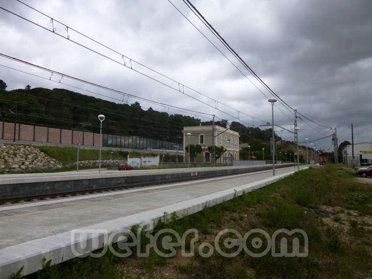 Renfe / ADIF: Gualba - 2013