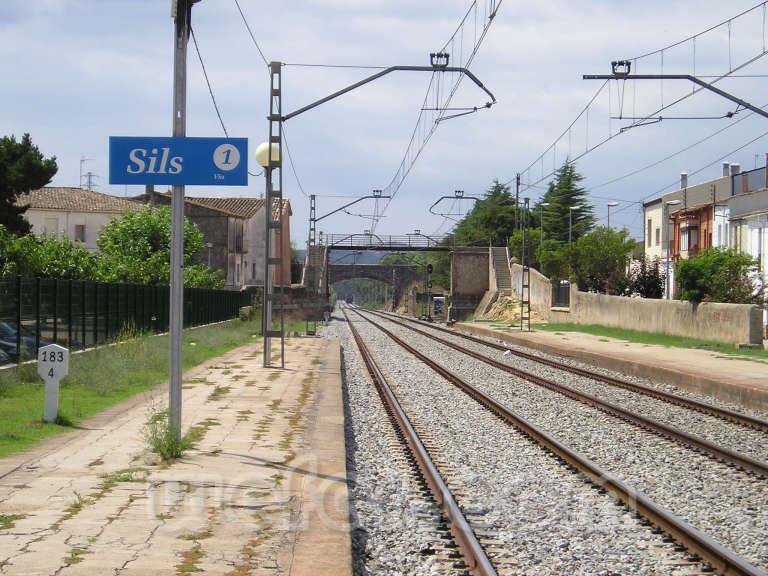 Renfe / ADIF: Sils - 2006