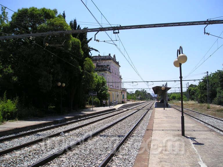 Renfe / ADIF: Caldes de Malavella - 2006