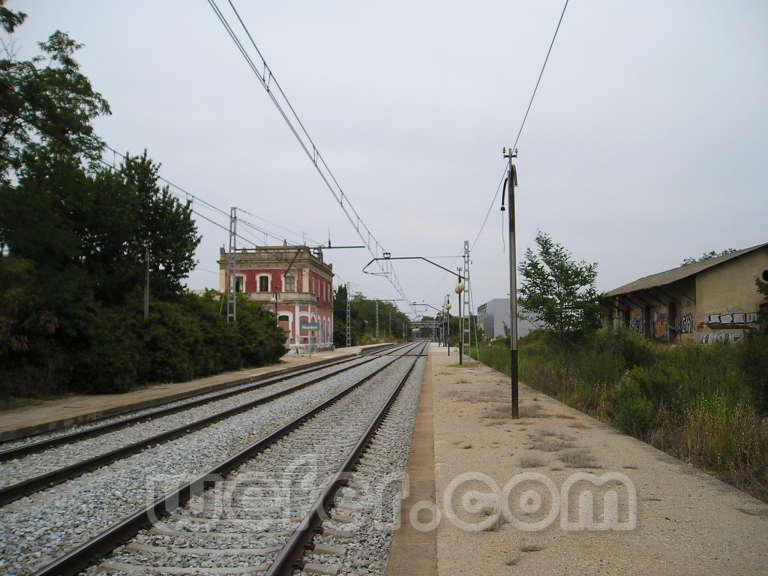 Renfe / ADIF: Riudellots - 2006