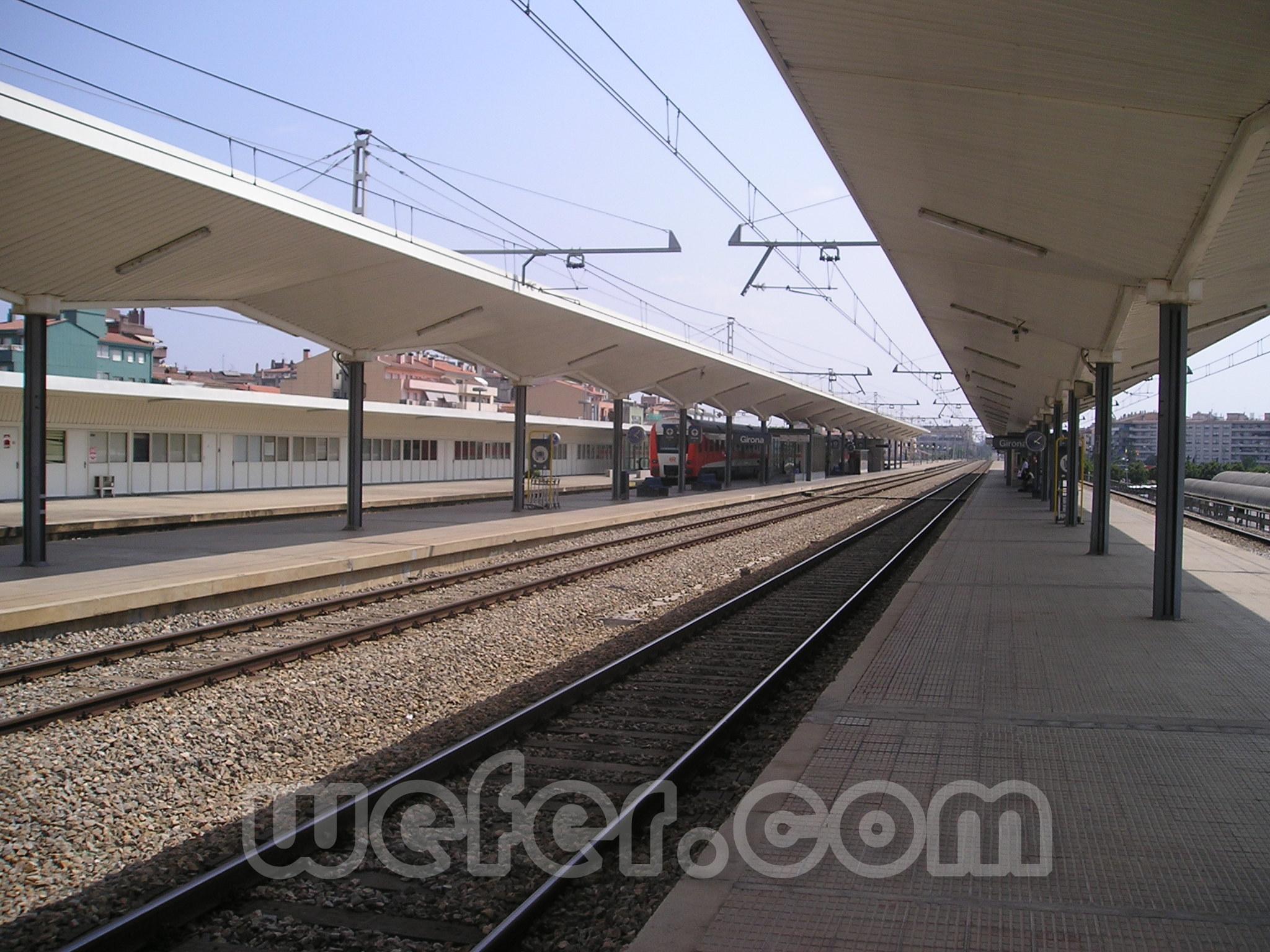 Renfe / ADIF: Girona