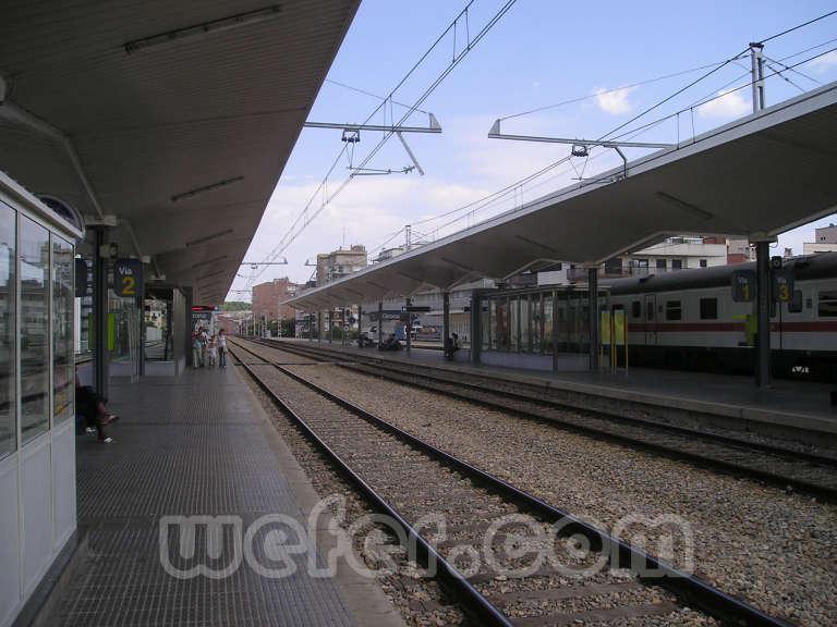 Renfe / ADIF: Girona - 2004