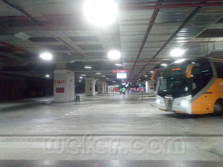 Renfe / ADIF: Girona - 2020 (estación autobuses)