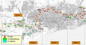 Plano L9 Metro Barcelona