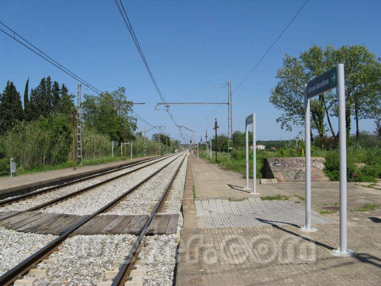 Renfe / ADIF: Bordils-Juià - 2009