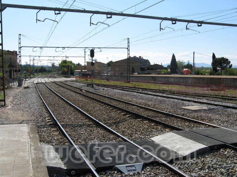 Renfe / ADIF: Flaçà - 2009