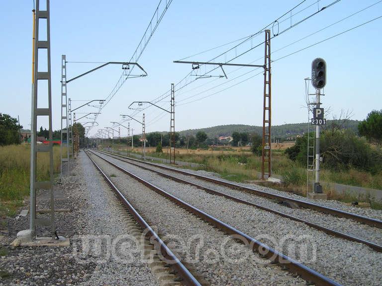 Renfe / ADIF: Camallera - 2007