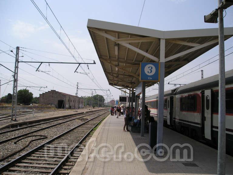 Renfe / ADIF: Figueres - 2007