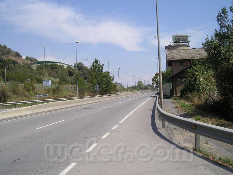Renfe / ADIF: Montcada Bifurcació - 2005