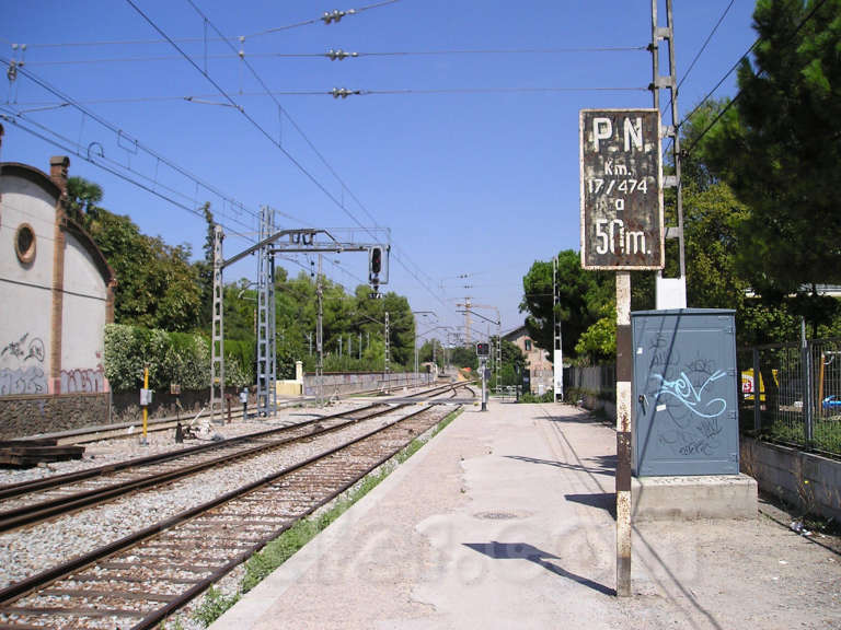Renfe / ADIF: Mollet - Santa Rosa - 2005