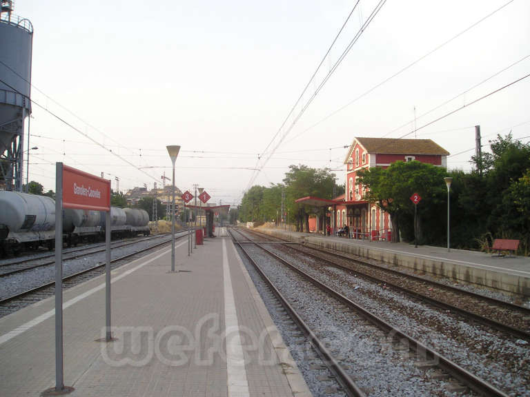 Renfe / ADIF: Granollers - Canovelles - 2004