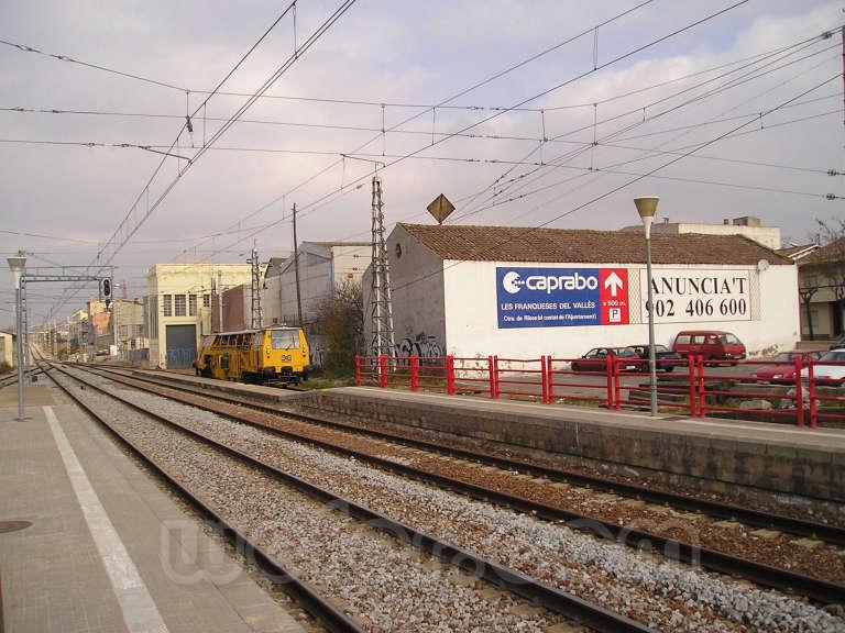 Renfe / ADIF: Les Franqueses del Vallès - 2005