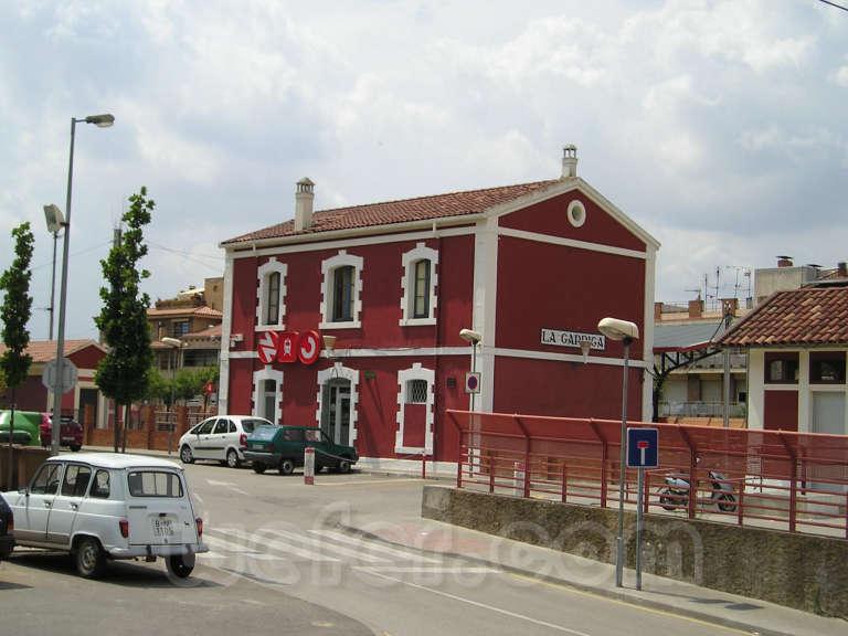 Renfe / ADIF: La Garriga - 2005