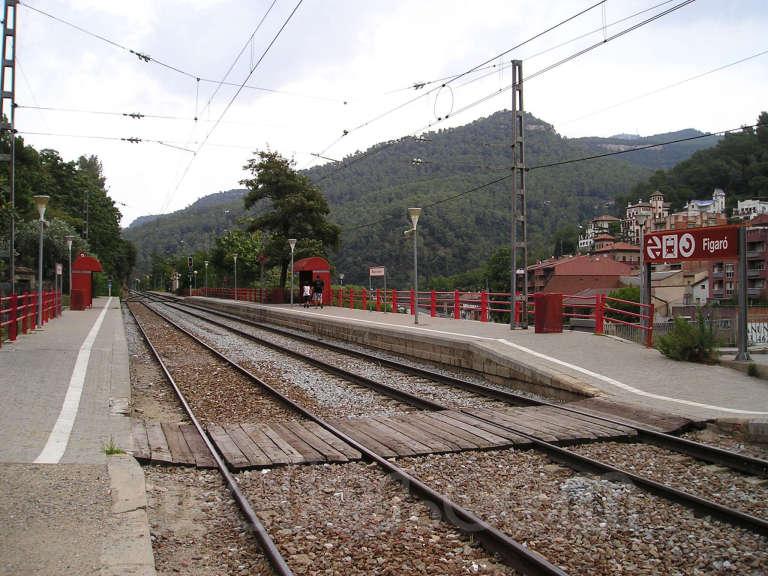 Renfe / ADIF: Figaró - 2005