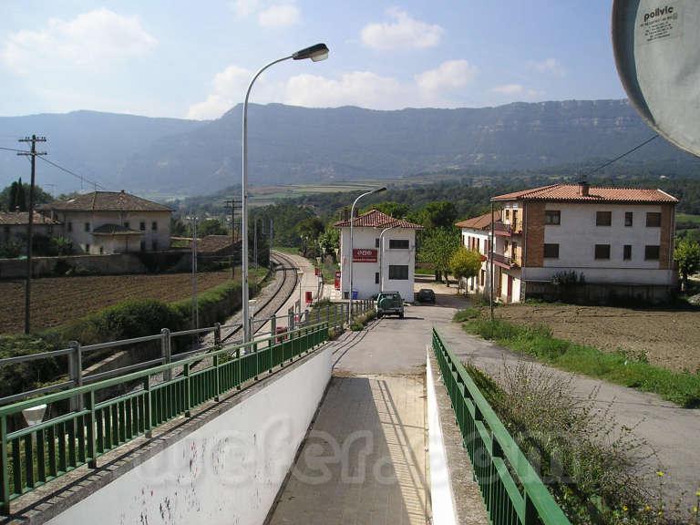 Renfe / ADIF: Balenyà - Els Hostalets - 2005