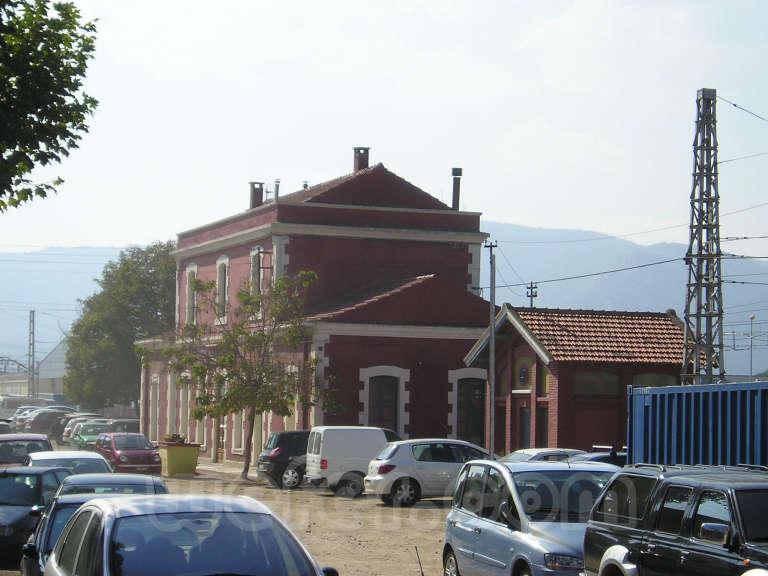 Renfe / ADIF: Balenyà - Tona - Seva - 2005