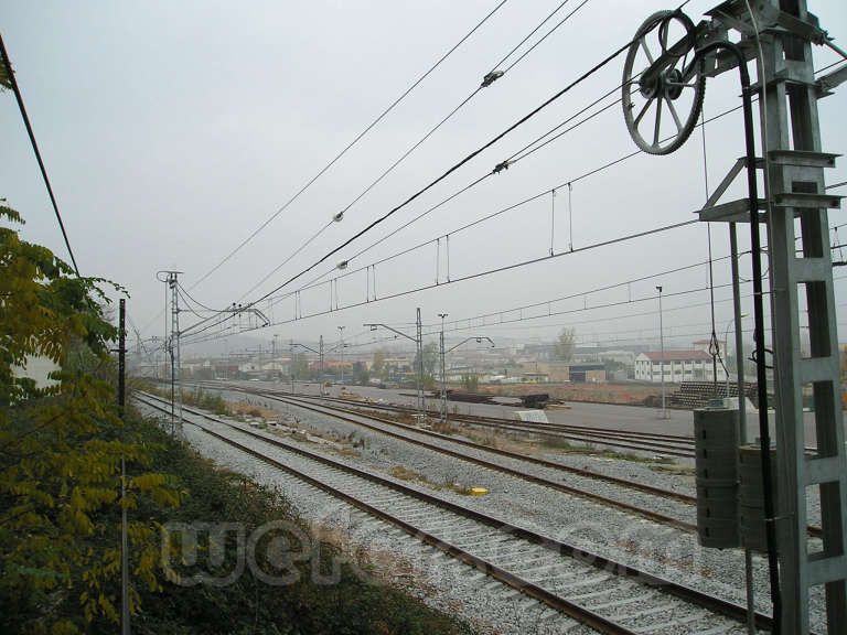 Renfe / ADIF: Vic - 2003