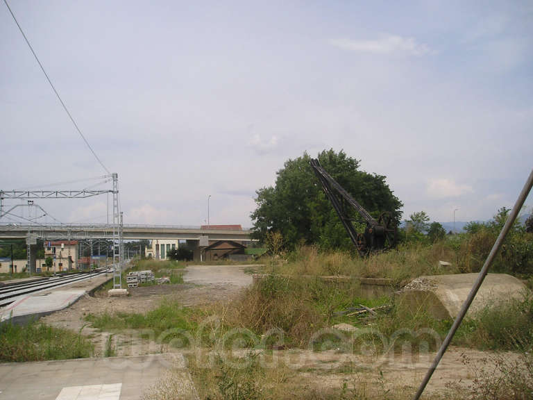 Renfe / ADIF: Manlleu - 2004