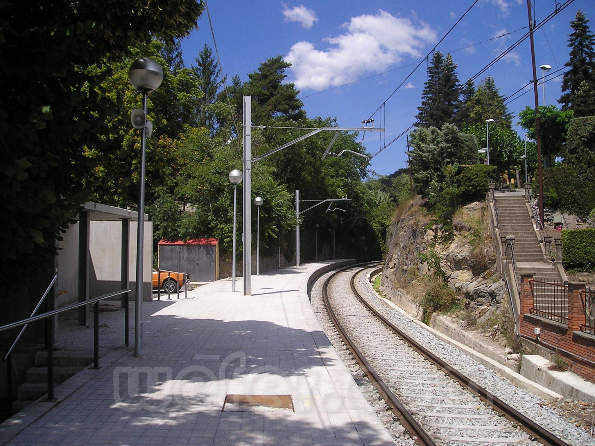 Renfe / ADIF: Borgonyà