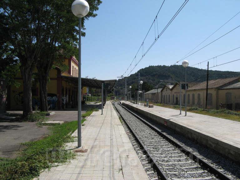 Renfe / ADIF: Sant Quirze de Besora - 2009