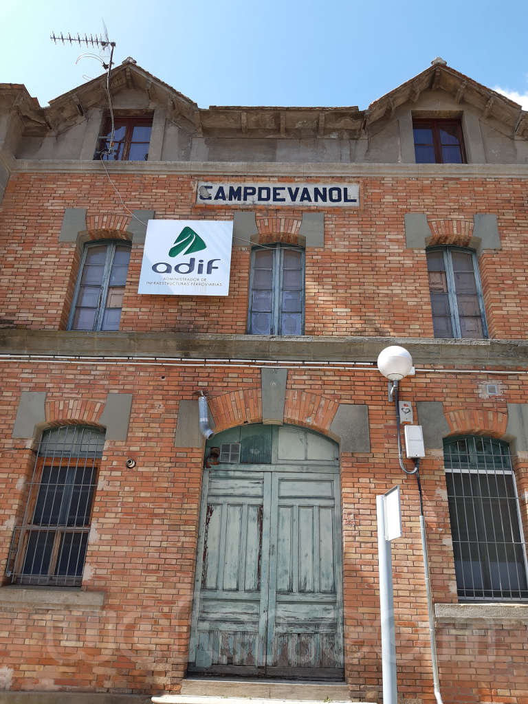 Renfe / ADIF: Campdevànol - 2021