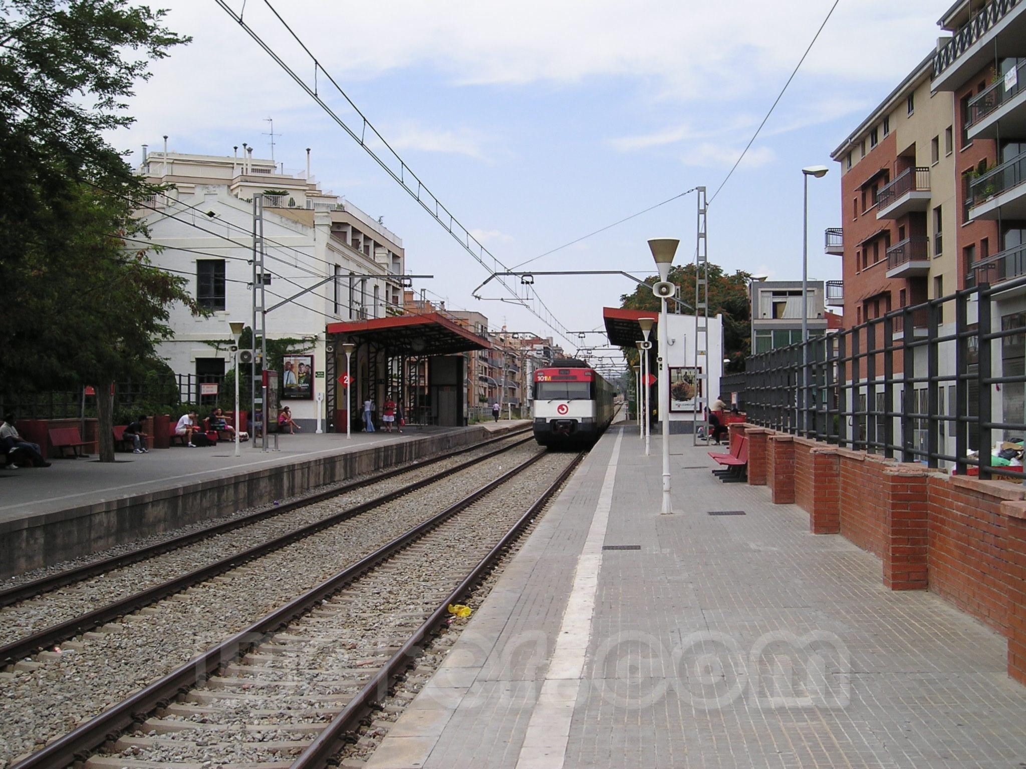 Renfe / ADIF: Cerdanyola del Vallès