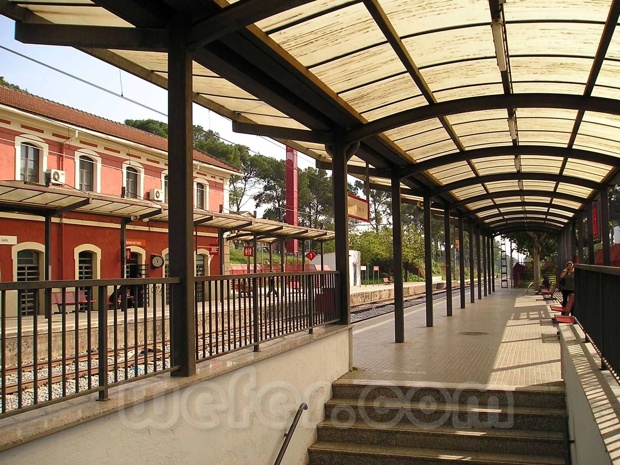 Renfe / ADIF: Barberà del Vallès