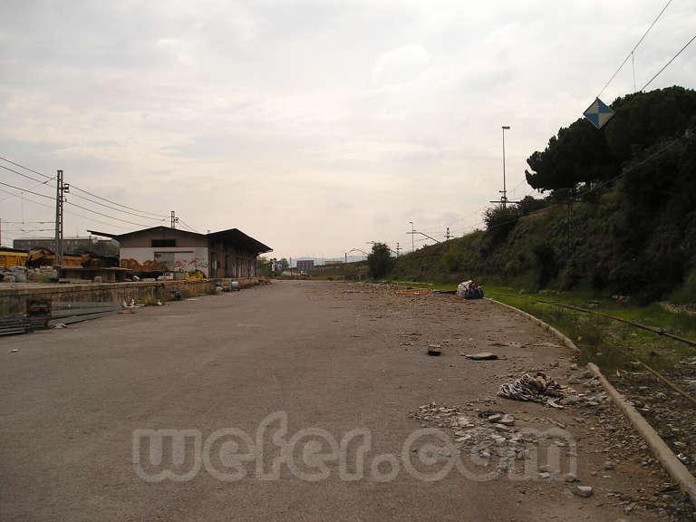 Renfe / ADIF: Sabadell Sud - 2005