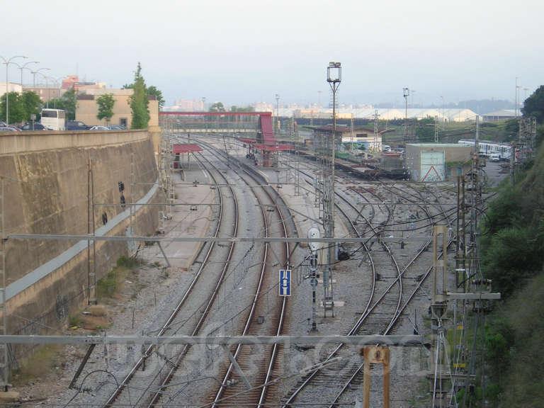 Renfe / ADIF: Sabadell Sud - 2007