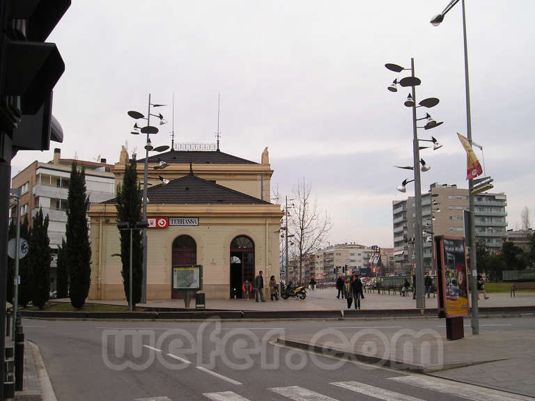 Renfe / ADIF: Terrassa - 2005