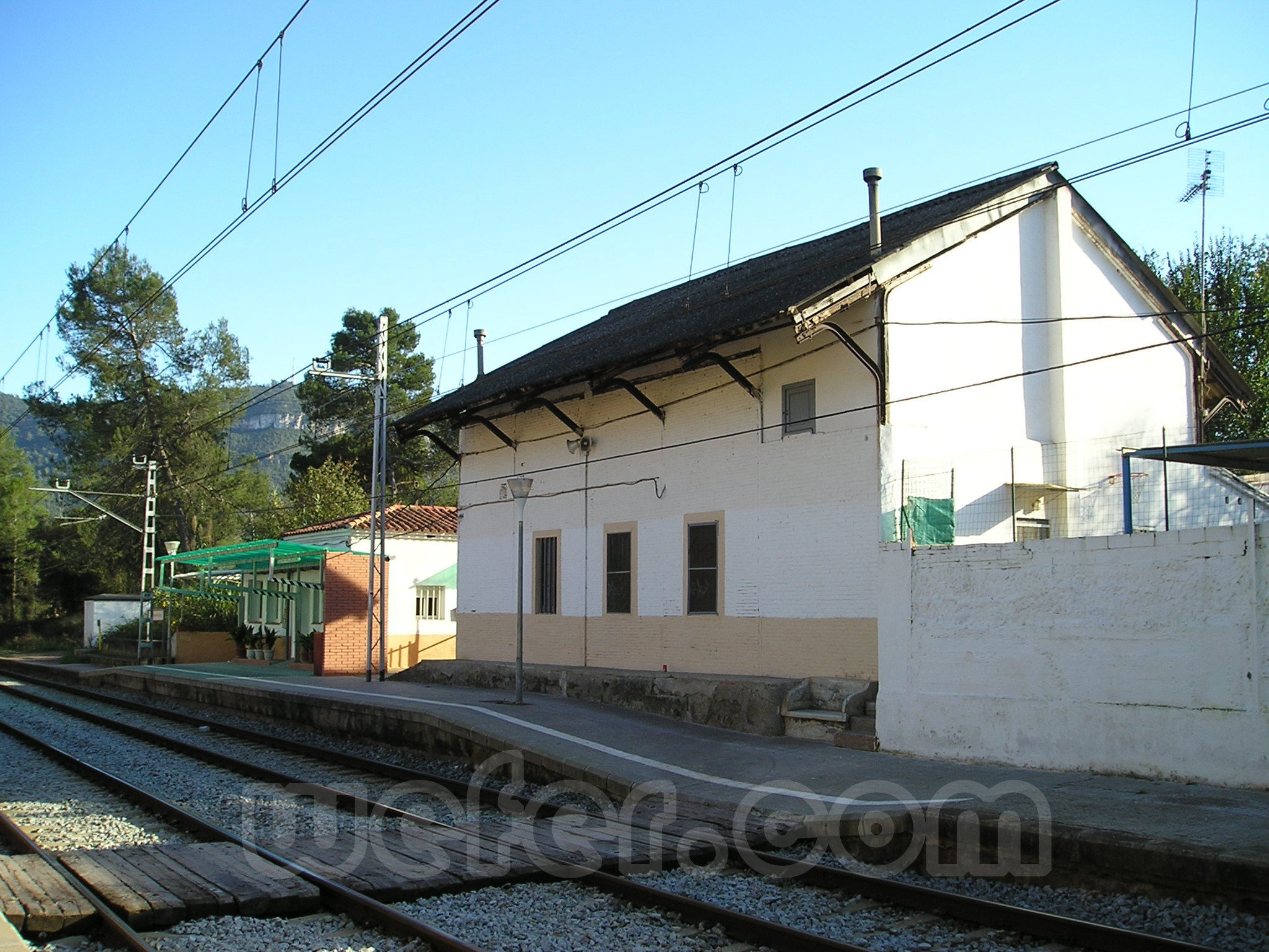 Renfe / ADIF: Vacarisses - Torreblanca