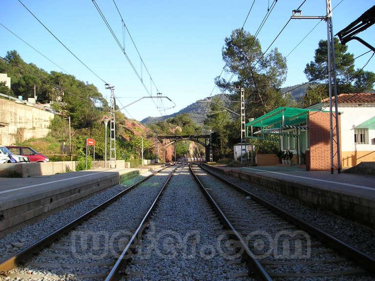 Renfe / ADIF: Vacarisses - Torreblanca - 2005
