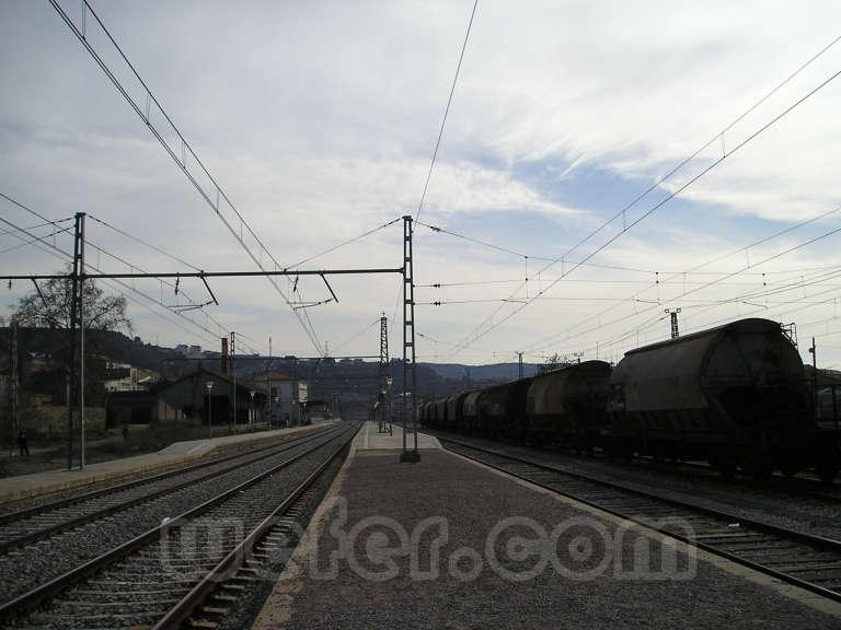 Renfe / ADIF: Sant Vicenç de Castellet - 2004